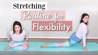 Stretching Routine for Flexibility | Kathryn Morgan