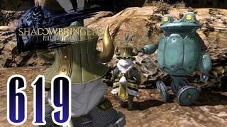 Final Fantasy 14 - SDBS [Deutsch] #619 - Freundschaftsbande