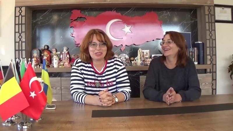 Турция. Аланья зимой. Арендовали квартиру в Махмутларе Comfort Homes Turkey