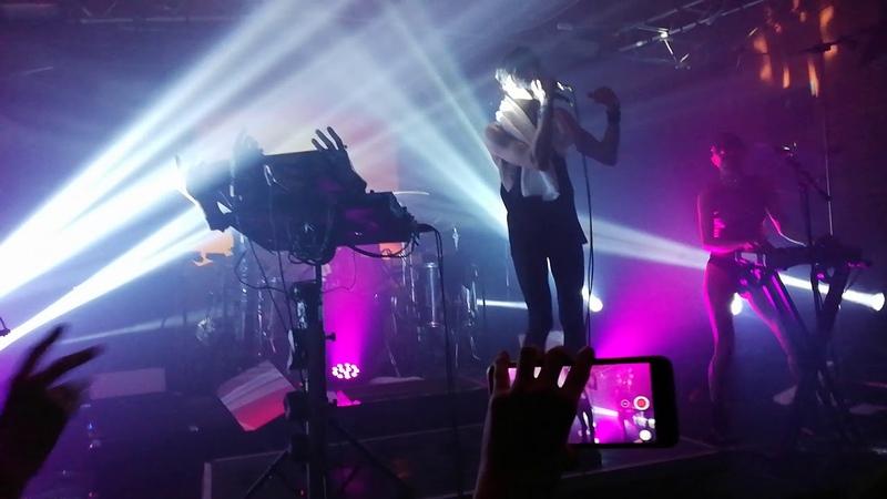 IAMX - Your Joy Is My Low (@ Riga, Melna Piektdiena)