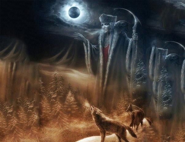 славянские боги - Самое интересное в блогах