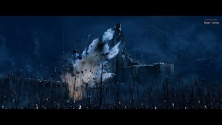 The Lord of the Rings (2002) -  The final Battle - Part 2 - The Breach Of The Deeping Wall [4K]