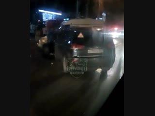 ДТП на Менжинского. 15 декабря.