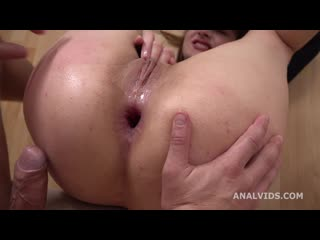 Alexa Crow - Mr. Andersons Anal Casting, Alexa Crow Welcome to Porn with Balls Deep Anal, Gapes and Cum in Mouth GL300