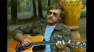 Igor Morozov - Midnight Toast (Soviet-Afghan War Song) [ENG CC]