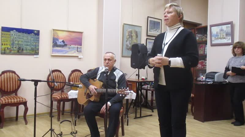 Приветствие Галины Ануфриевой