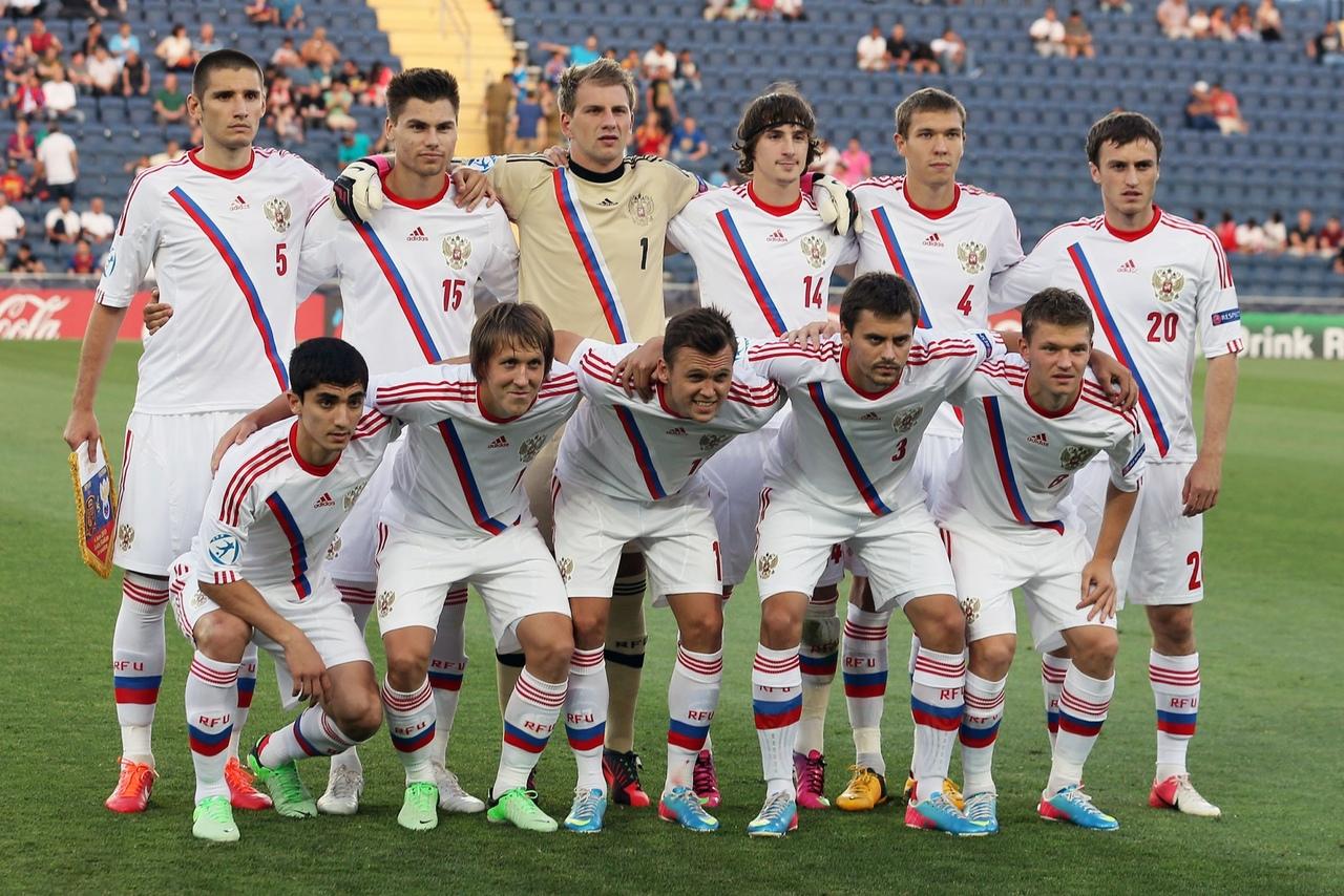 Молодежная сборная России 2013